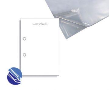Envelope Branco 210 x 410 mm Oficio Foroni