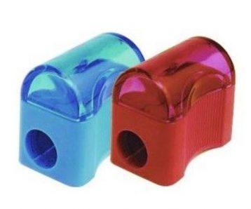Apontador plástico C depósito CIS 363
