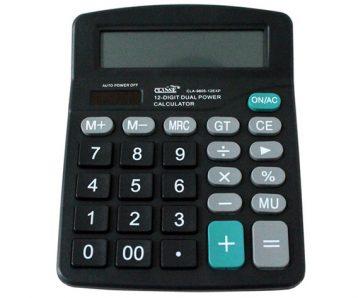 Calculadora 12 digitos Classe