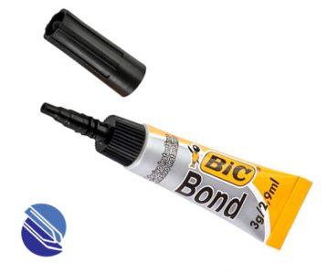 Cola instantânea Bic Bond 3gr un