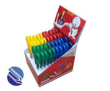 Tesoura Escolar Classe cores