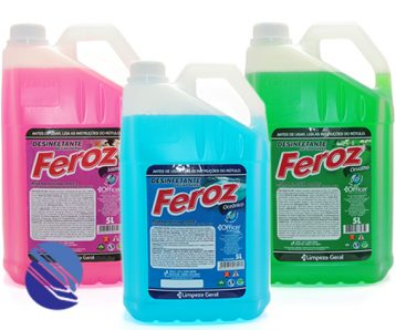 Desinfetante Feroz 5lt
