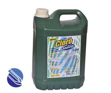 Cloro Marina 5 litros