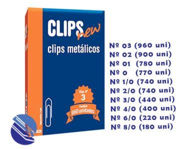 CLIPE NEW TOP (CX GRANDE) 1