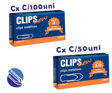 CLIPE NEW TOP (CX PEQUENA)